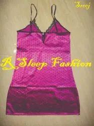 Pink Sleep wear Girls Tops, Model Name/Number: 5957, 1