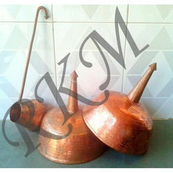 Copper Bujara Dunga Set