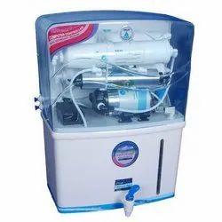 ABS Plastic Electric Aqua Natural RO Purifier, Capacity: 10 Litre