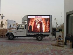 Mobile Van LED Video Wall