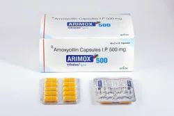 Amoxycillin Capsules IP 500 mg