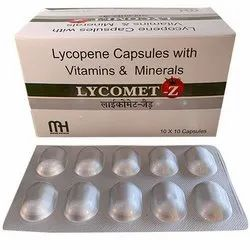 Lycopene With Vitamin and Minerals Capsules