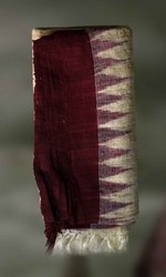 Beautiful Stole Made Of Fine Tussar Silk
