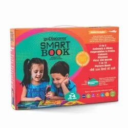 Multicolor 2 To 4 Smart Book With Talking Pen, Godiscover Interactions Llp, Pre-school