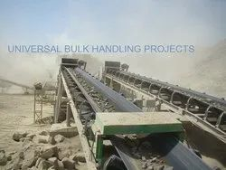 U Trough Belt Conveyor