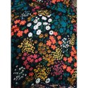 Multicolor Printed Cotton Shirting Fabric