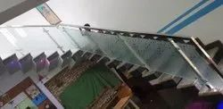 Sticker Glass Handrails