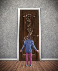 Digital Printed Paper Door Skin