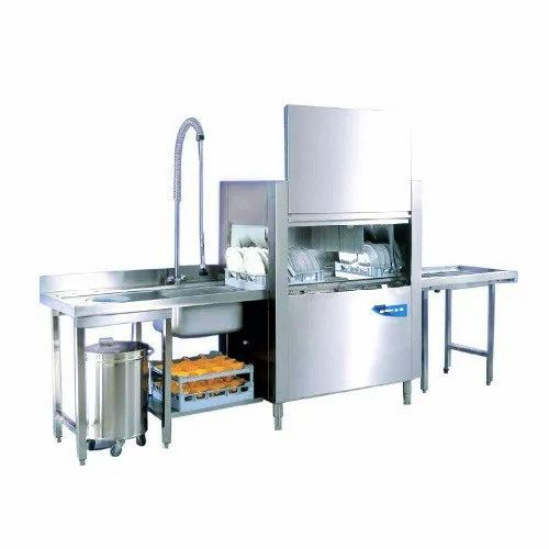 Rc 150 Capacity(Place Setting): 100 IFB RACK CONVEYOR TYPE DISHWASHERS, Water Consumption(Litre): 200
