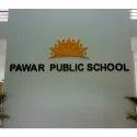 School Signage Board