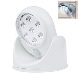 Motion Sensor Smart LED Light - Bulb, Detect & Glow Concept, Auto ON-OFF