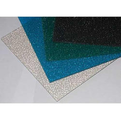 Fiberglass Embossed Polycarbonate Sheets