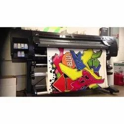 Solvent and Eco Vinyl Printing Service