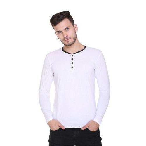 b166e1881 Mens Cotton Full Sleeves Round Neck White T Shirt, Size: S - XXL, Rs ...