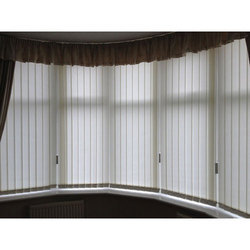 PVC Window Vertical Blind