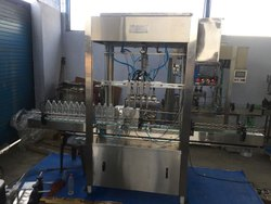 Pesticides Bottle Filling Machine