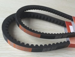 Heavy Duty Cogged Raw Edge V Belt