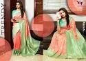 Asian Silk Vol 2 Tussar Art Silk Saree by Yadu Nandan Fashion