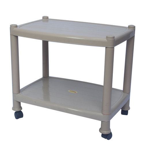 Beau Plastic Trolley Table