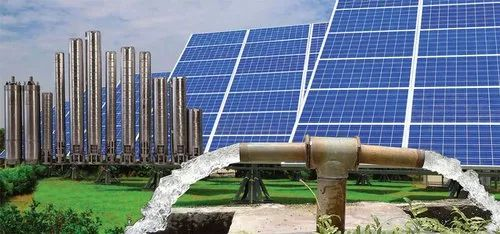 5 HP Solar Water Pump