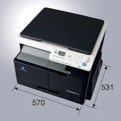 Konica Minolta Bizhub 165E Multifunction Printer, 220-240 V, Memory Size: 32 Mb