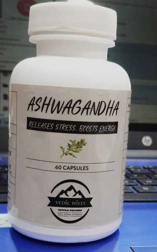 Ashwagandha Capsule for Clinical