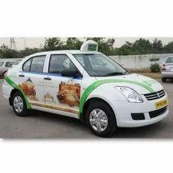 Cab Branding Services, Mode Of Advertising: Offline