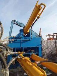 RHTSPB 2020 Triple Compression Turnout Baling Machine