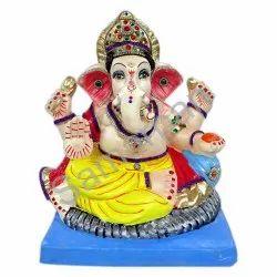 Clay Ganesha 10A