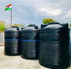 5000 Ltr Black Water Tanks
