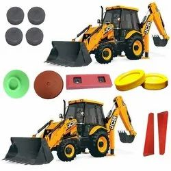 JCB Stabliser Parts 3CD 3DX Backhoe Loader