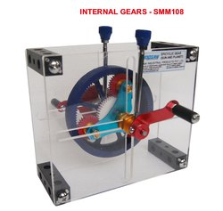 Internal Gears Mechanical Training Models