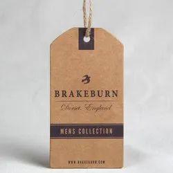 Brown Kraft Paper Hang Tag