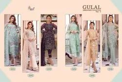 Shree Fabs Gulal Embroidered Collection Vol-3 Pakistani Style Salwar Kameez Catalog Collection