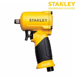 STANLEY Air Impact Wrench Pneumatic 1/2sqdr,Torque:678nm