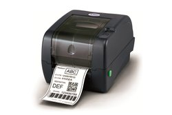 TSC TTP-247 Thermal Transfer Barcode Printer, Max. Print Width: 4.25 inches, Resolution: 203 DPI (8 dots/mm)