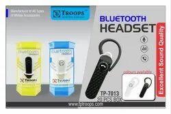 Troops Tp-7013 Bluetooth Headphone