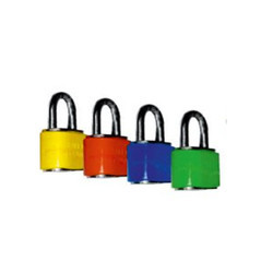 Safety Lockout Padlock with ABS Cover SH-BP-WPC