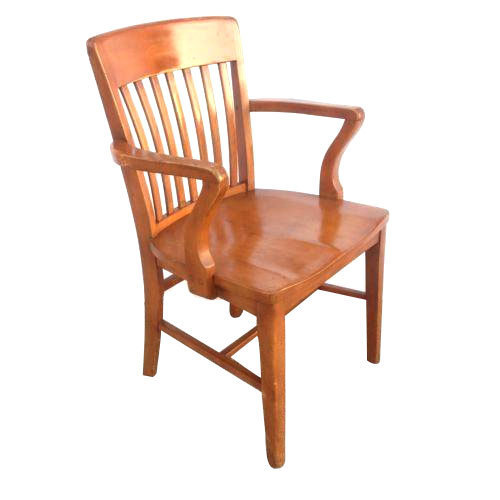 Arms Antique Wooden Chair