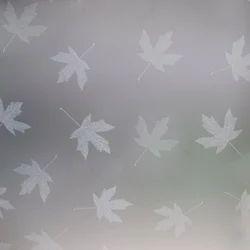 Designer Frosted Glass