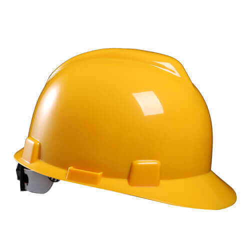 Yellow Small And Medium Construction Safety Helmet, Rs 80 /unit   ID:  19824384188