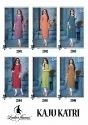 Rayon Kurti With Embroidery Work for Women's Wear