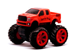 monster truck toy car for kids red