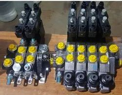 Torque Electrohydraulic Directional Control Valve With On- Off Control