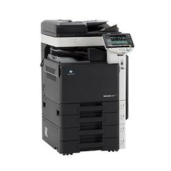 Konica Minolta Bizhub C220/ 280/ 360 Multifunctional Photocopier, 110v Or 220v
