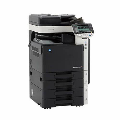 Konica Minolta Bizhub C220/ 280/ 360 Multifunctional Photocopier, 110v Or 220v