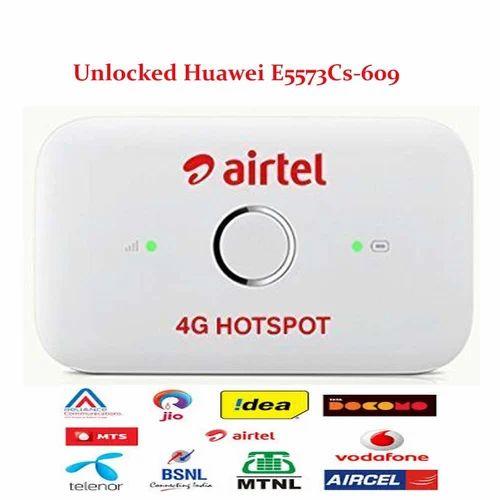 Huawei E5573cs 609 4g 3g Lte Hotspot Unlocked All Sim Supported Wifi Router