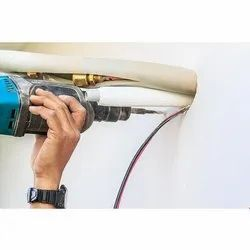 Split Air Conditioner Installation Services, in On Site, Capacity: 1-2 Ton