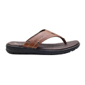 Buckaroo Brown Men Tan Slipper