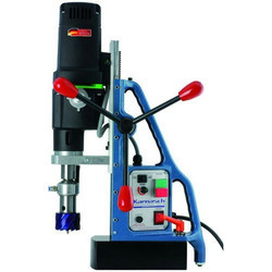 Portable Magnetic Machine for Horizontal and Vertical Drill, Kalp 45 Karnasch